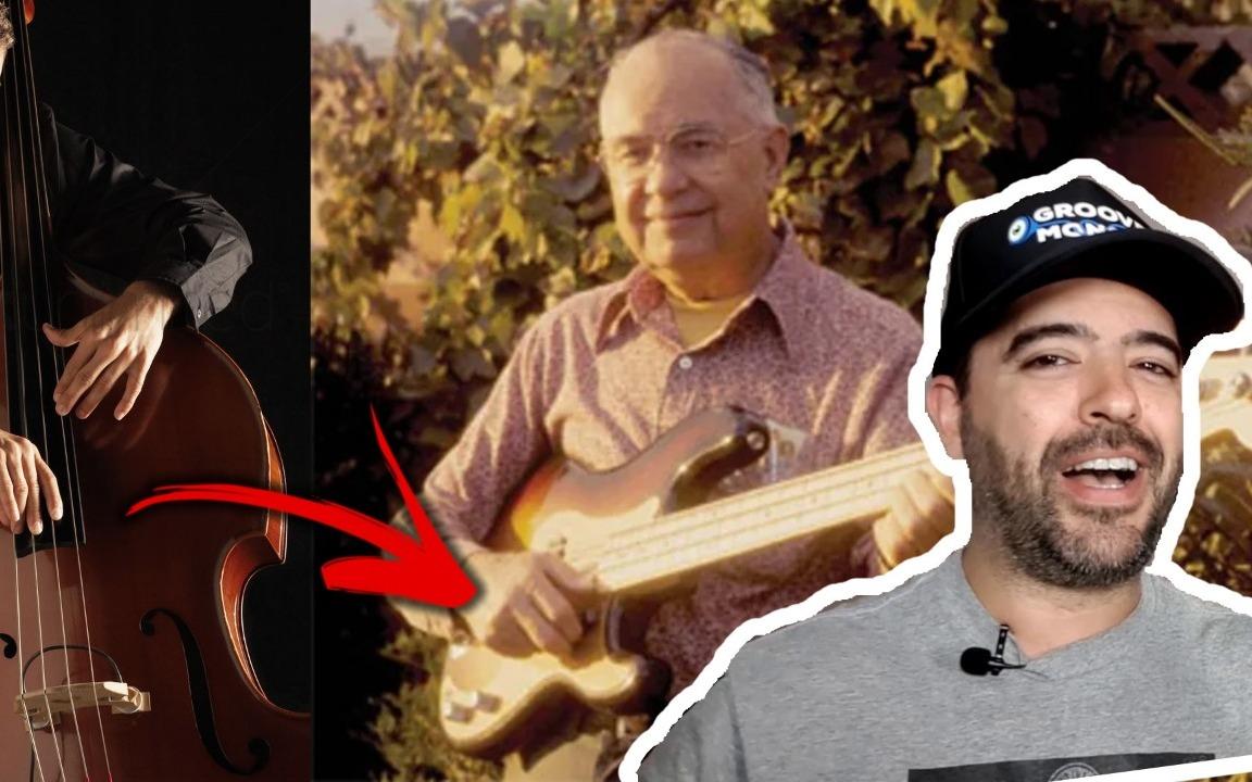 História do Leo Fender - Criador do baixo elétrico